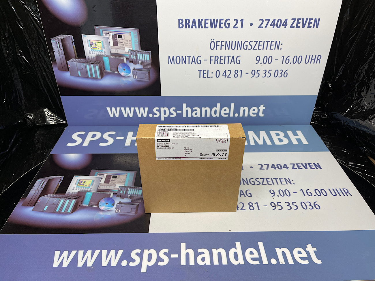 6ES7522-1BL00-0AB0   DO32   Neu Siegel 30%