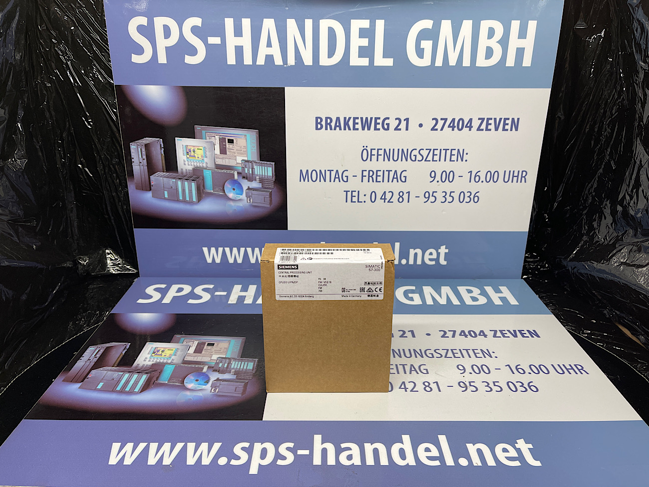 6ES7317-2EK14-0AB0   CPU 317-2 PN/DP   NEU Siegel  35%