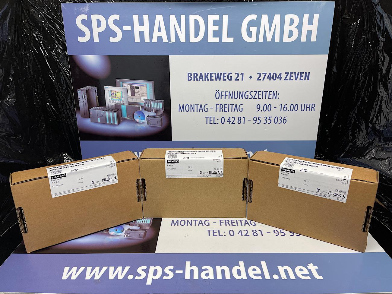 6AV2123-2DB03-0AX0   KTP400 Basic   NEU Siegel 30%