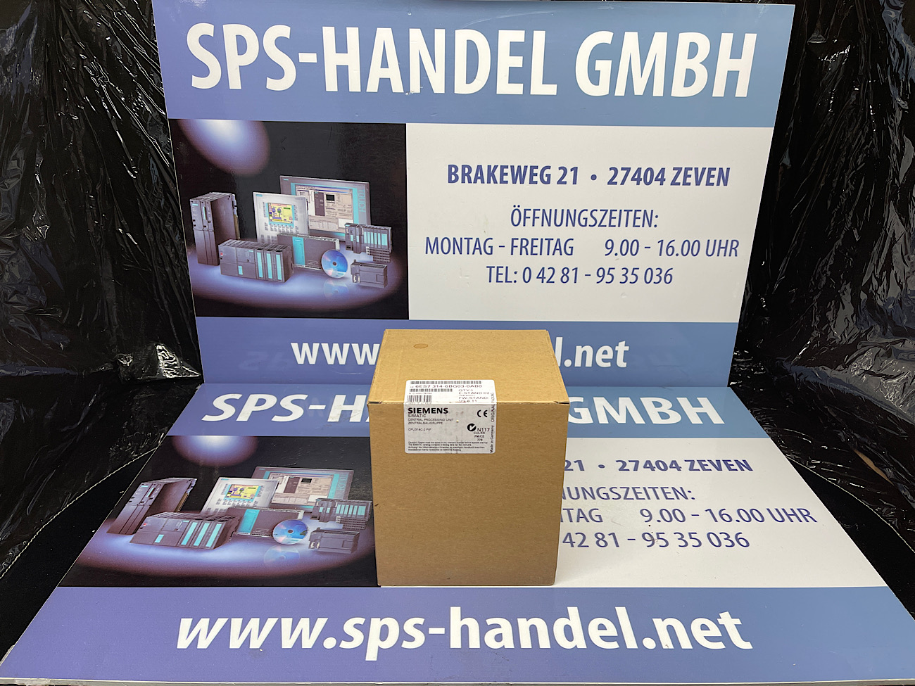 6ES7314-6BG03-0AB0   CPU 314C-2 PTP    NEU Siegel offen