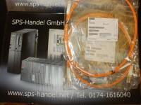 6ES7960-1AA04-5BA0   Patch Kabel LWL   Neu in OVP (30%)