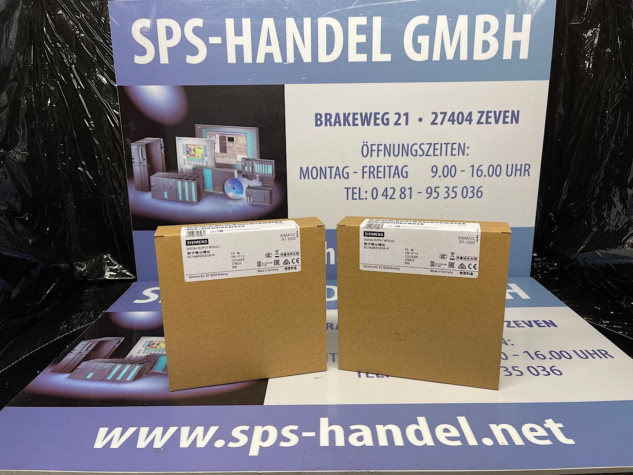 6ES7522-5HH00-0AB0 | DQ 16x 230V AC/2A ST | NEU Siegel 26%