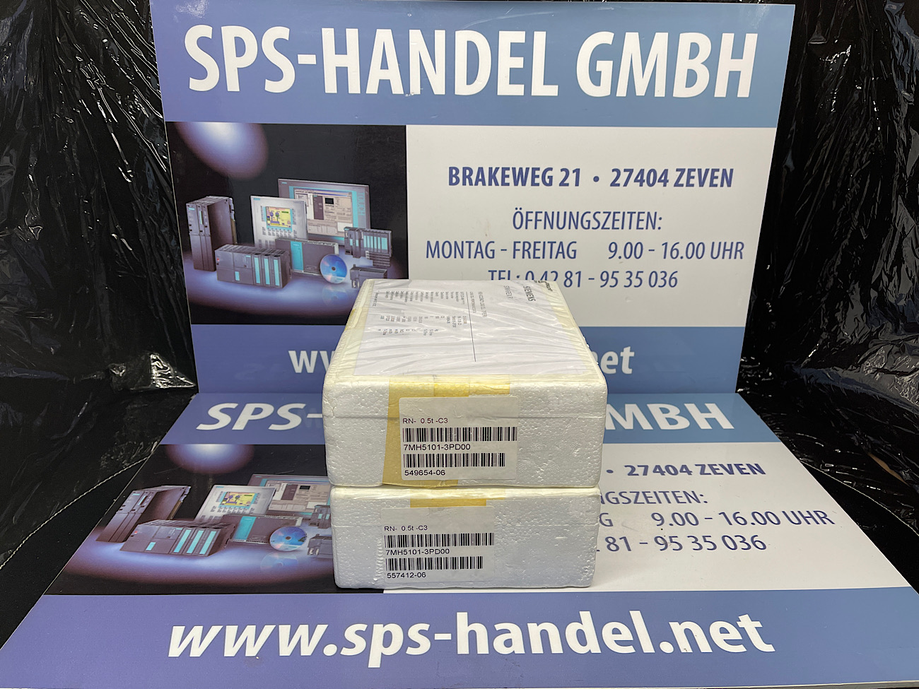 7MH5101-3PD00 | SIWAREX R WAEGEZELLE | NEU Siegel 40%