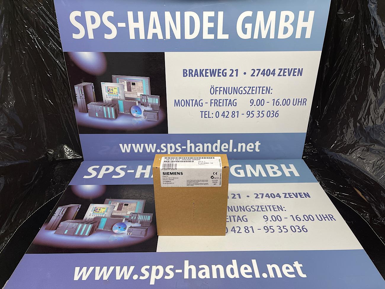 6ES7321-7RD00-0AB0   SM 321   NEU Siegel (35%)