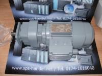 SEW RF07DR63L4/BR/TH/IS4 Motor NEU