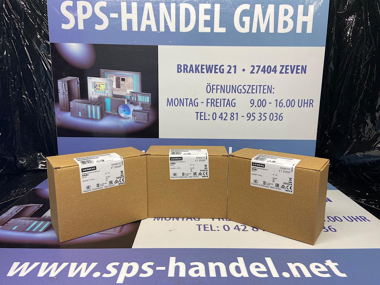 6ES7545-5DA00-0AB0 | CM PROFIBUS-DP für ET 200SP | 26% Rabatt